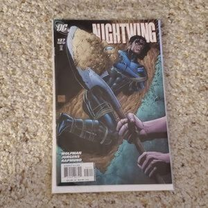Nightwing 127 comic book